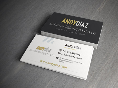 Andy Díaz Personal Training School